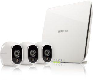 Wlan Überwachungskamera Set